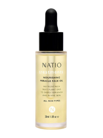 Natio Treatments Nourishing Miracle Face Oil