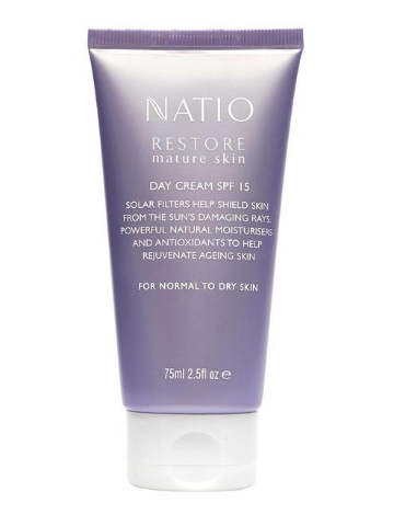 Natio Restore Day Cream SPF 15