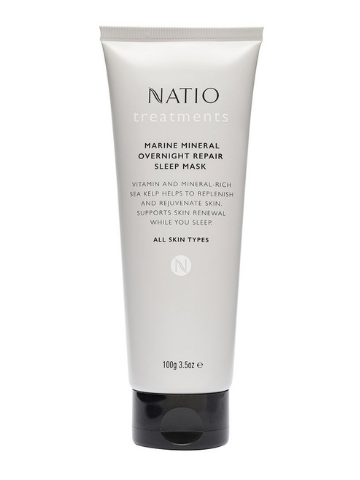 Natio Treatments Marine Mineral Overnight Repair Sleep Mask