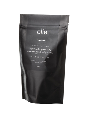 Olieve & Olie Soothing Foot Bar