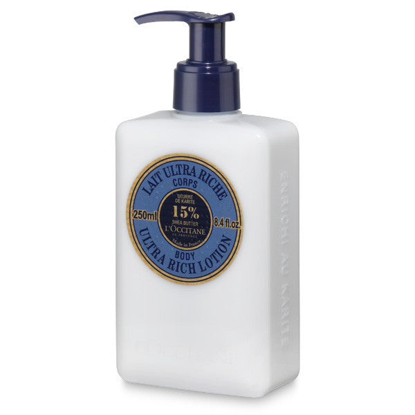 L'Occitane En Provence Shea Butter Body Lotion