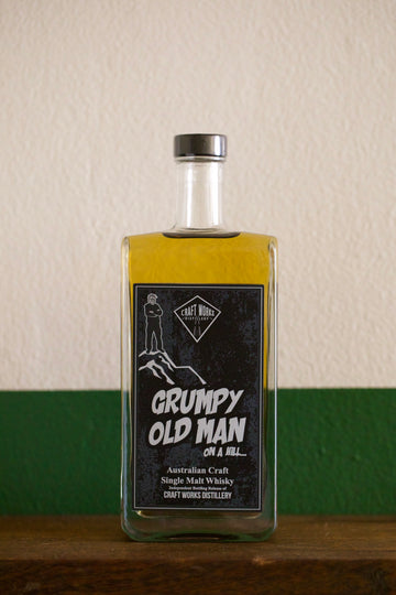 Craft Works - Grump Old Man On A Hill Whisky