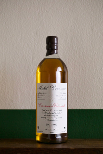 Michel Couvreur - Clearach Whisky