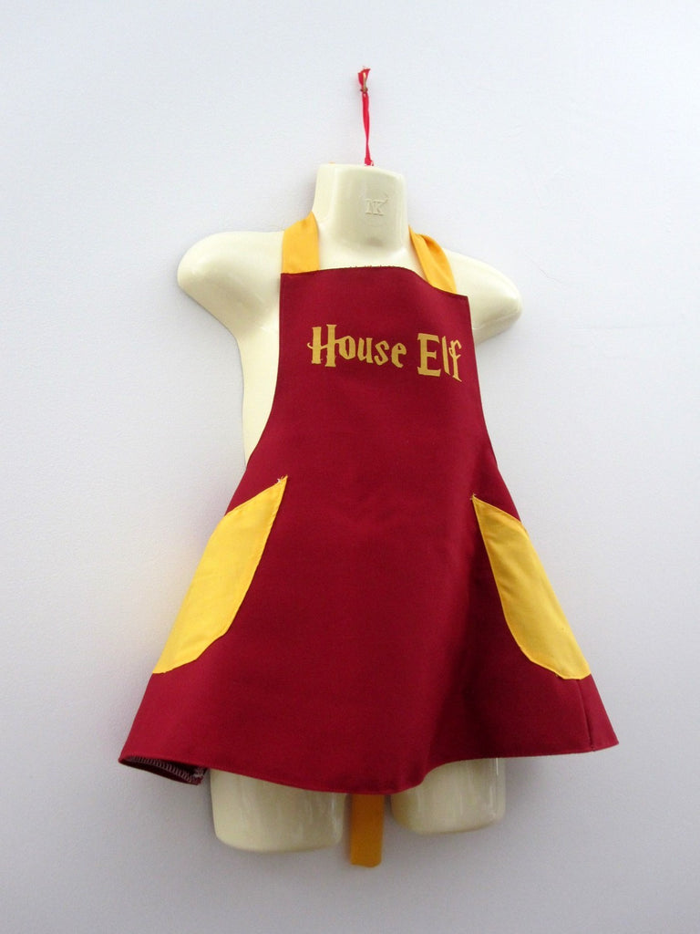 House Elf Apron Costume