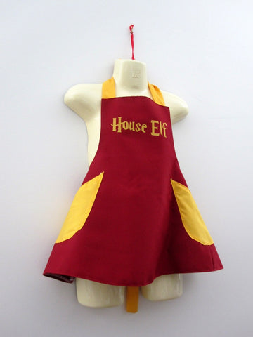 House Elf Apron Costume (Adult) - Harry Potter