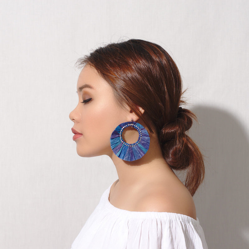 Naomi Rayon Earrings