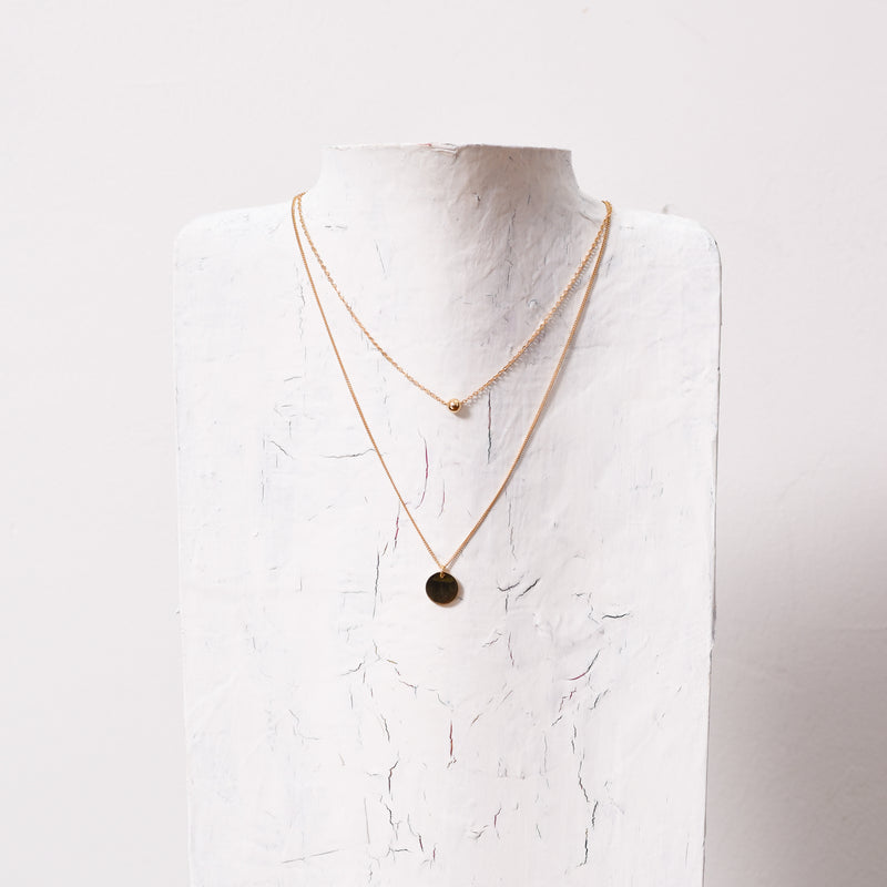 The Classic Layered S925 Necklace | Gold
