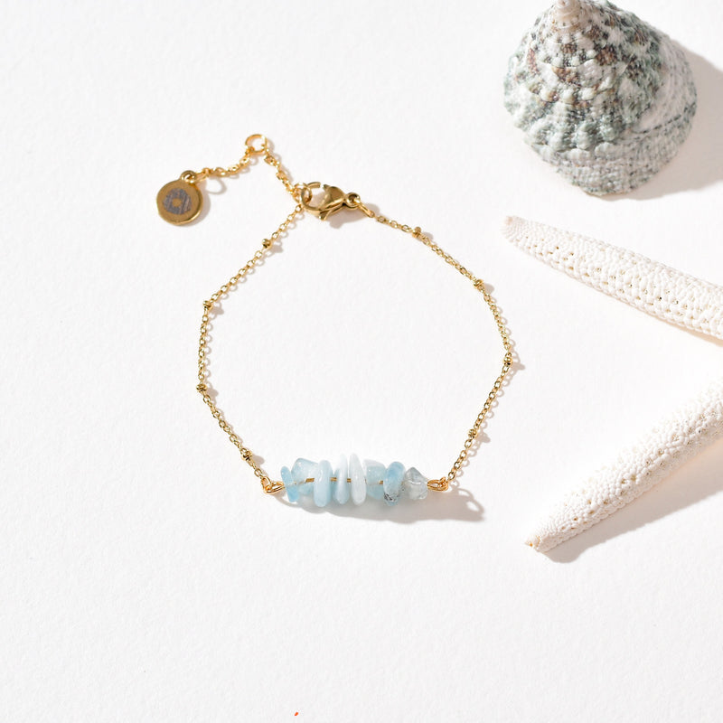 Beach Sand Band | Labradorite