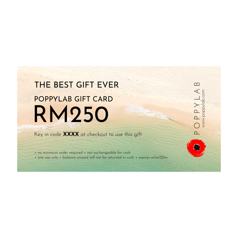 GIFT CARD: RM250