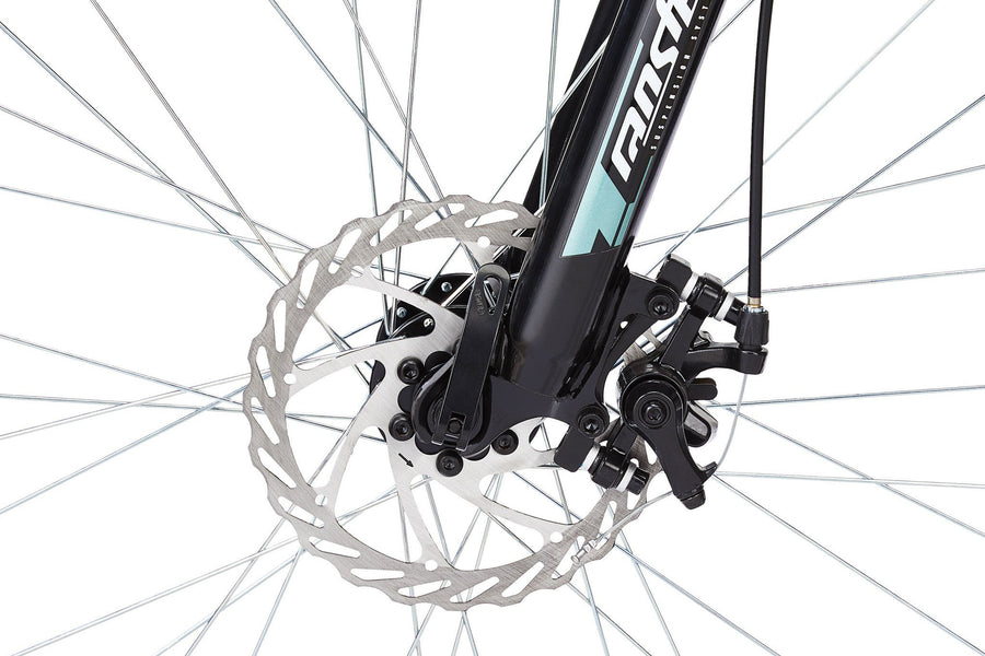 Vélo de montagne Homme Summit, suspension avant, 27,5 po