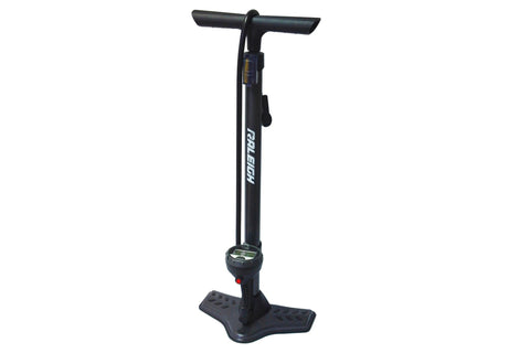 Steel Digital Gauge Bike Pump