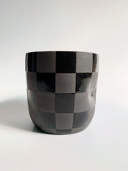 artschoooldropout checkered mug