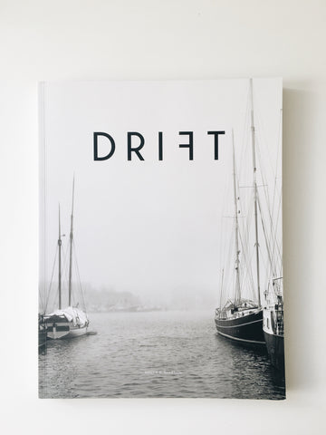 Drift Magazine Volume 4 Stockholm | Display Copy