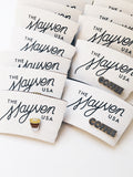 The Mayven Coffee Sign Pin
