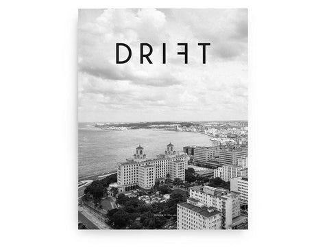 Drift Magazine Volume 3 Havana | Display Copy
