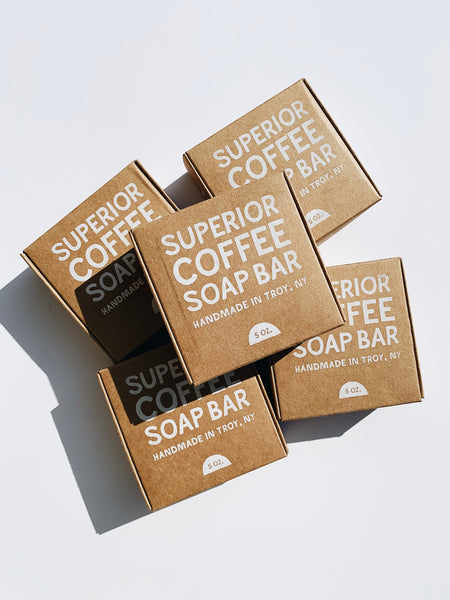 Superior Coffee Soap Bar