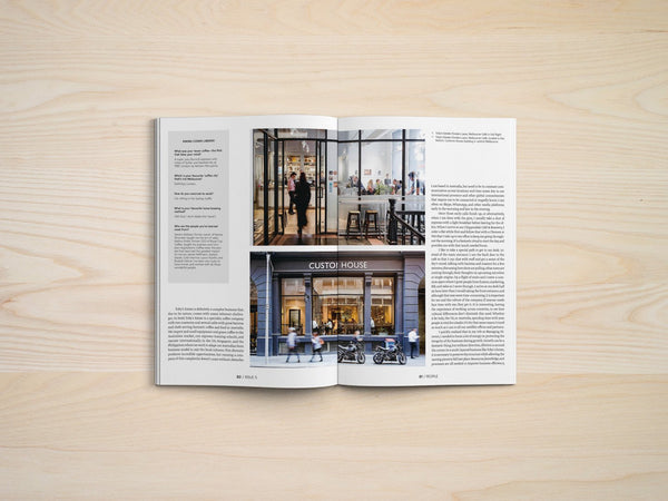 Standart Magazine Issue 5 | Display Copy