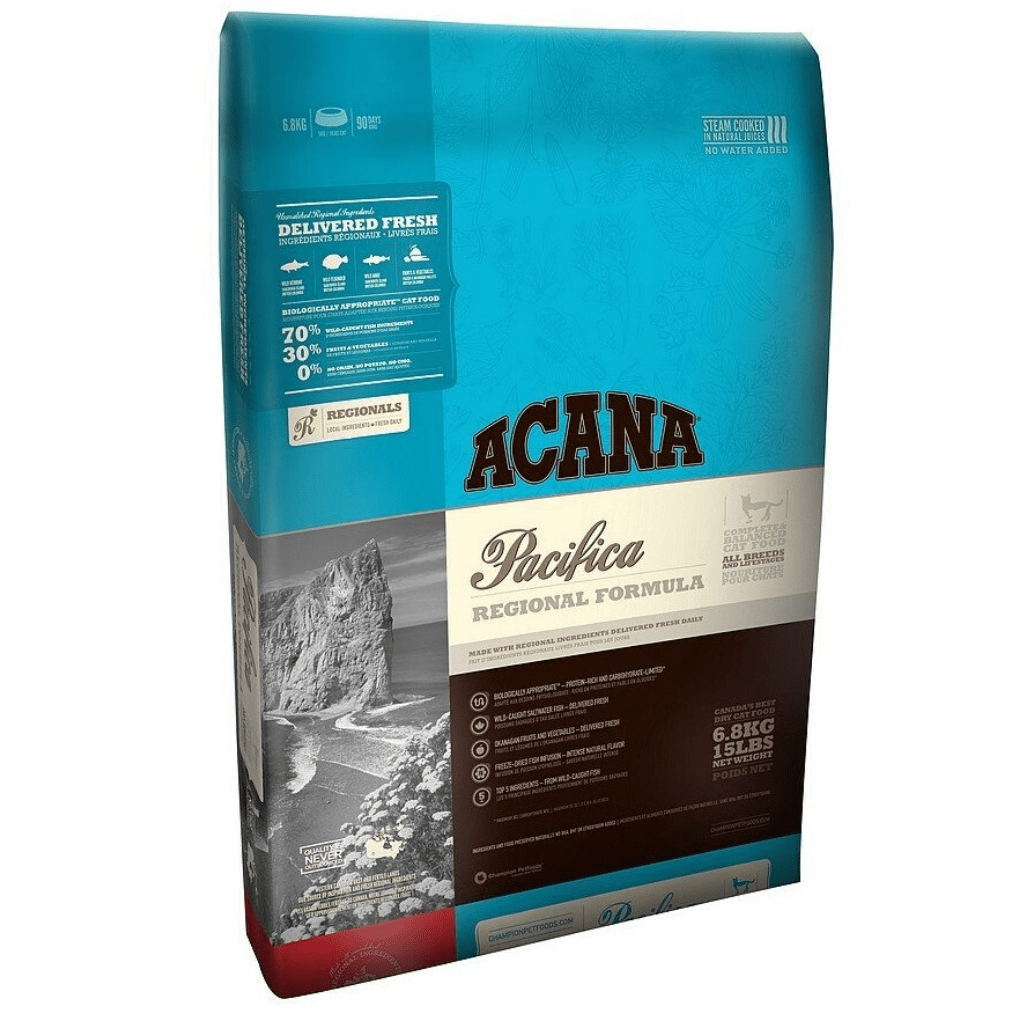 Acana Pacifica Grain-Free Dry Cat Food