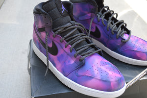 Call Of Duty 'Dark Matter Camo' Black Ops 3 Custom Painted Jordans