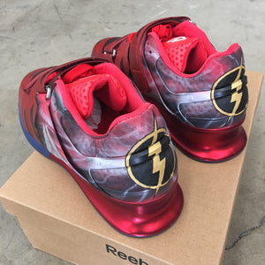 Custom Painted Flash Reeboks