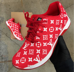 Supreme Louis Vuitton Nobull Trainer's