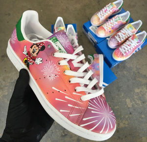 Disney Themed Adidas Stan Smiths