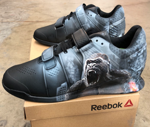 Reebok Legacy Lifters- The New Rampage Movie!