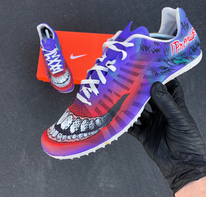 The Joker- Nike Track Spikes