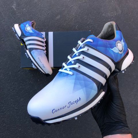 Gregs Wings Adidas Golf Shoes