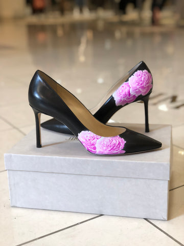 Custom Jimmy Choo Pumps