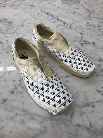 Custom Vans Shoes