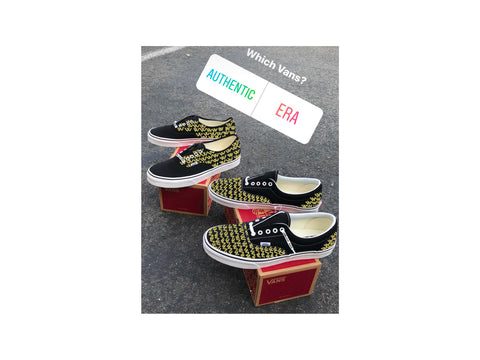 Vans Authentic vs Vans Era