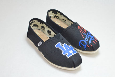 la dodgers toms, toms style your sole