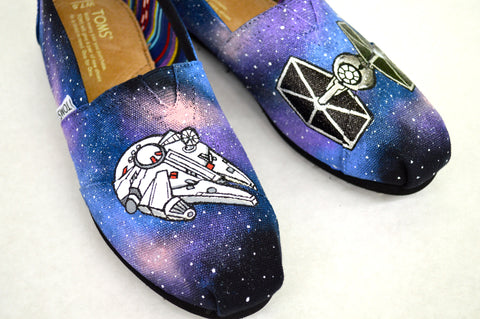 tie fighter, star wars, toms