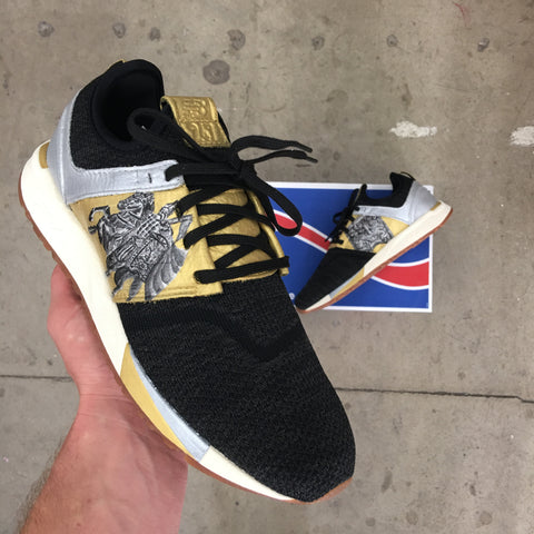Custom Painted New Balance Shoes