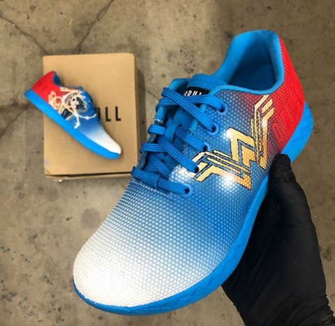 Wonder Woman NOBULL Trainers