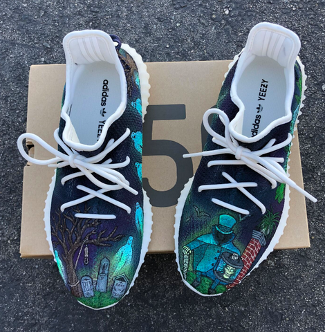 Haunted Mansion Yeezy