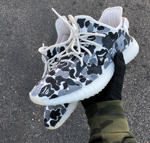 Our BAPE x Yeezy Collection! – B Street