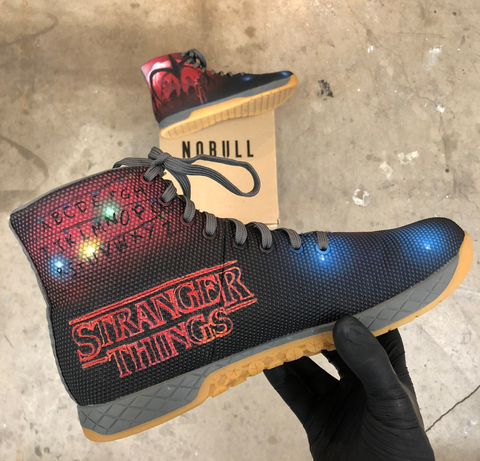 Stranger Things Shoes