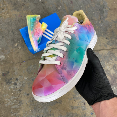 Colorful Custom Adidas Stan Smith Shoes