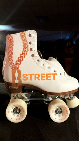 Philadelphia HBO Mixtapes and Roller Skates