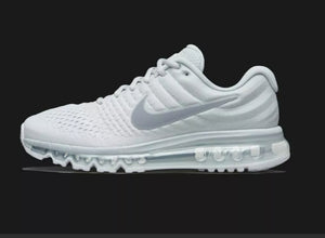 Nike Air Max 2017 (white/platinum) - Mens 8 - Custom Order - Invoice 1 of 2
