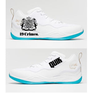 19 Pairs of Custom shoes - Custom Order - Q4 - 19 Crimes - DJ Quik - Invoice 1 of 2