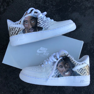 2 Pairs of US Women's Size 9 Nike AF1s - Custom Order - Invoice 1 of 2