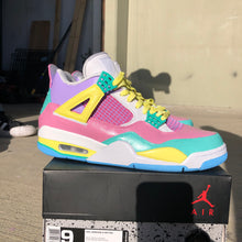 Easter Jordan 4s - Custom Order - Mens 12