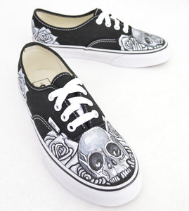 custom vans, painted shoes, hand painted vans, custom trainers