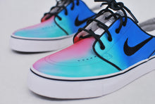 Stefan Janoski, custom hand painted nikesb, custom trainers, hand painted shoes, tie dye stefan janoski