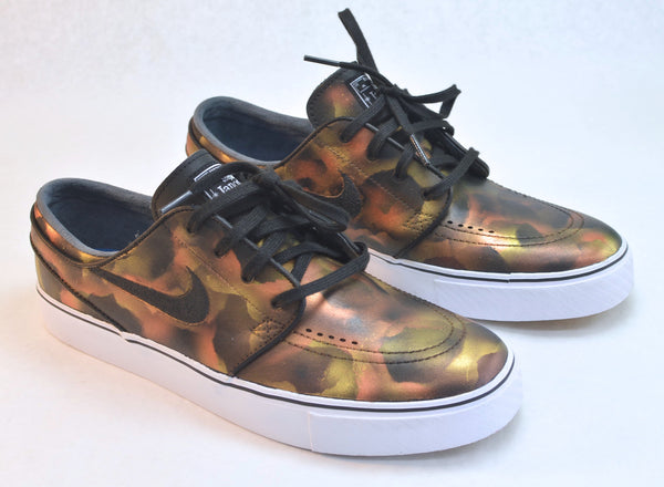 nike sb, stefan janoski, hand painted sneakers, custom shoes, custom painted shoes, blake barash, bstreetshoes
