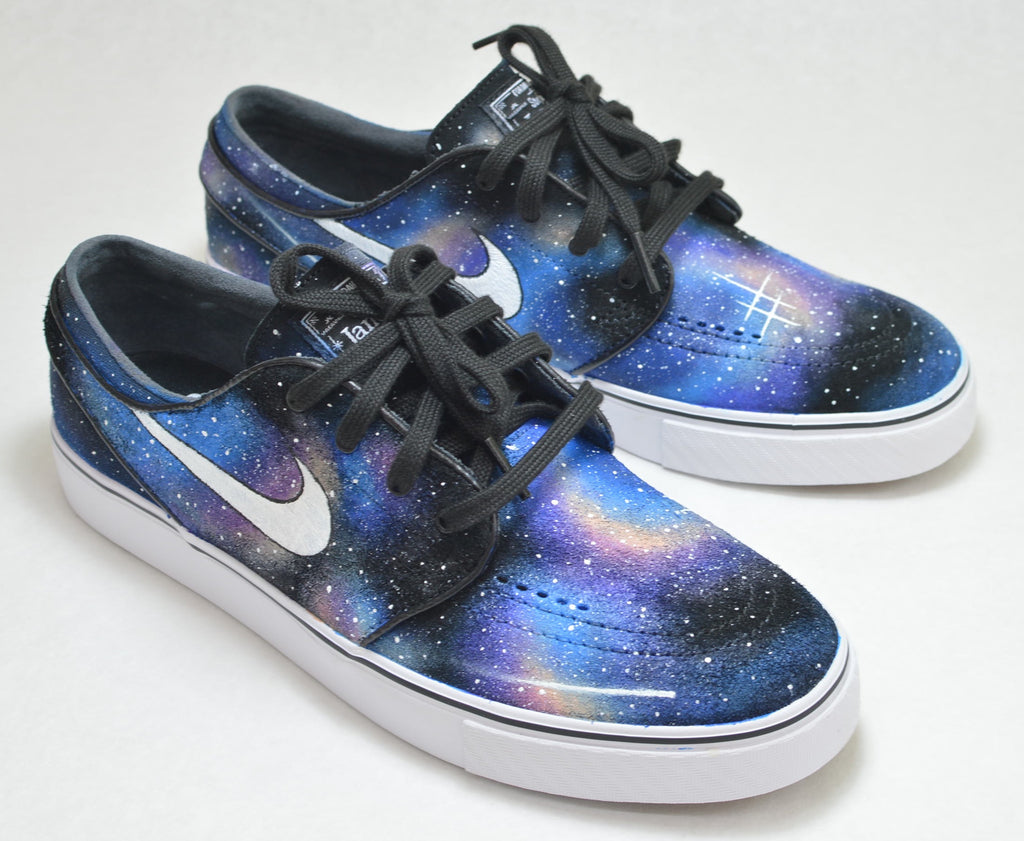Galaxy Vans Shoes For Sale