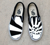 Storm Trooper Vans, Star Wars Vans